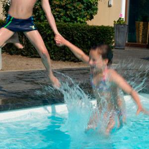Spaßfaktor Pool