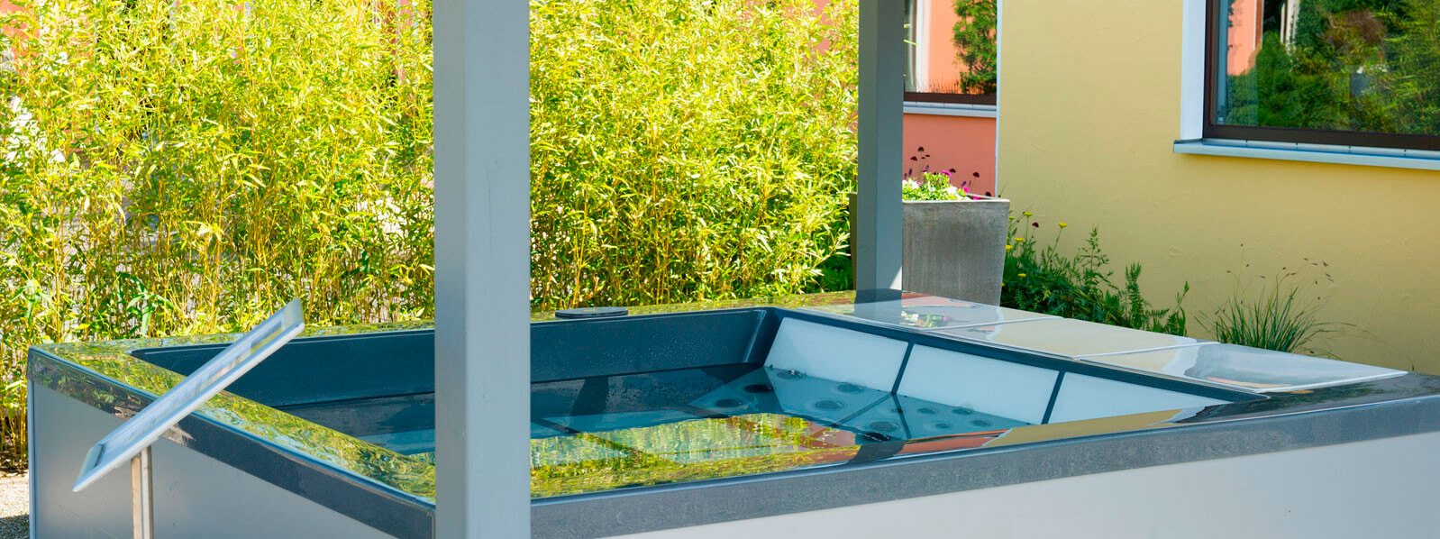 Ausstellungswhirlpool Lounge Concept in Senden-Bösensell