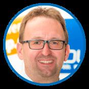 Geschäftsführer Daniel Holzfuß