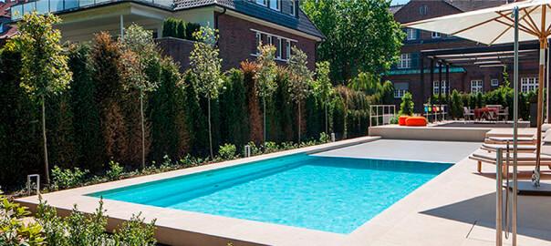 Wellness zu Hause im eigenen Pool
