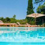 Poolwasser - sauber und klar