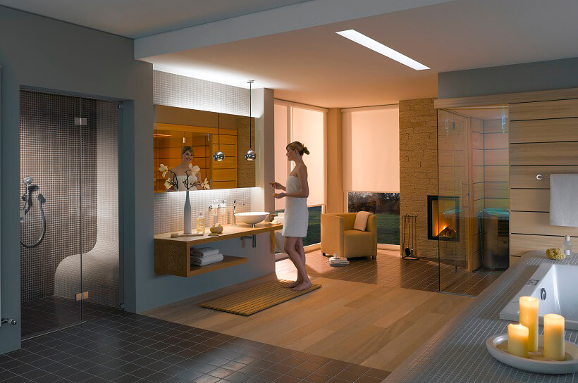 sauna im badezimmer trendy kleine sauna with sauna im badezimmer large size of und modernen. Black Bedroom Furniture Sets. Home Design Ideas