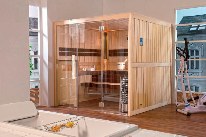 famous sauna zu hause ru45 kyushucon. Black Bedroom Furniture Sets. Home Design Ideas