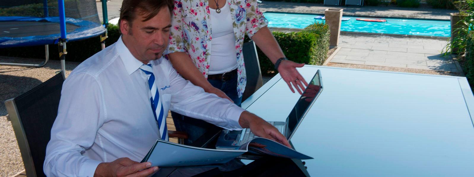 PWS Planungsservice rund um den Pool